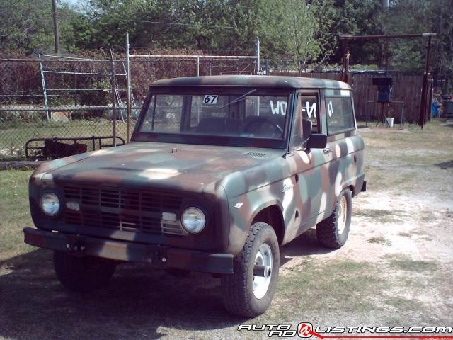 1967 Ford Bronco Other