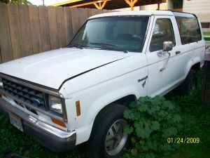 1986 Ford Bronco II Other