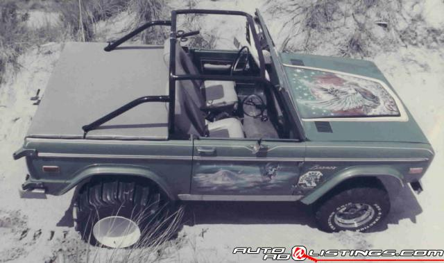 1973 Ford Bronco XLT