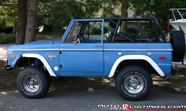 1973 Ford Bronco Other