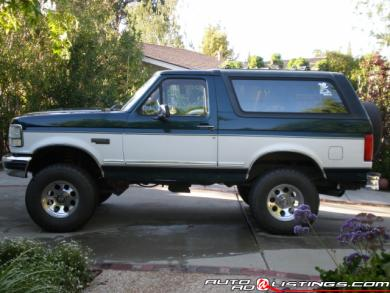 bronco 1994 ford bronco ford bronco for sale