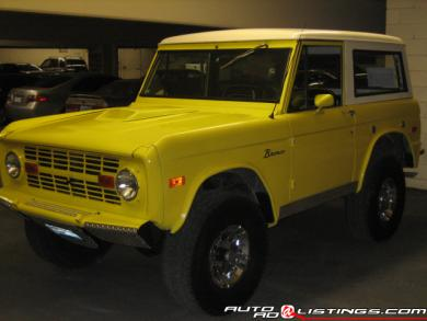 1974 Ford Bronco Other