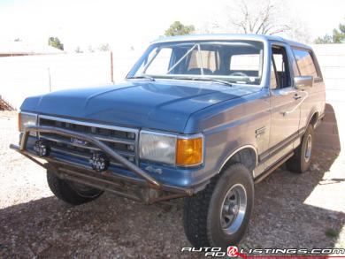 1991 Ford Bronco Other