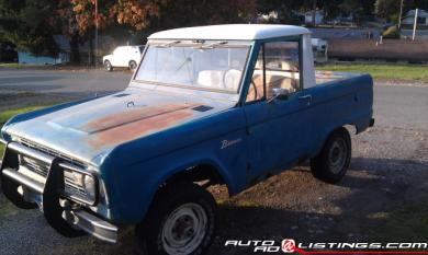 1966 Ford Bronco Other